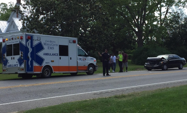 School Bus Involved In Tuesday Accident Another Crash Slows