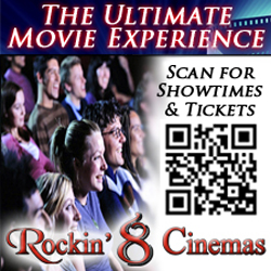 rockin 8 cinema in Douglas Georgia