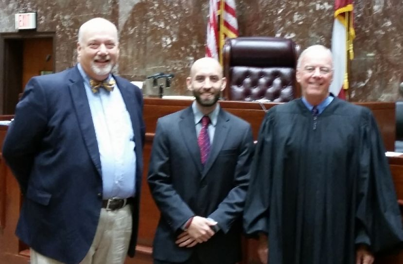 Douglas Native Named New Assistant District Attorney For