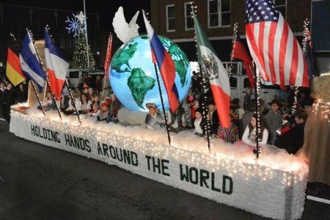 Festival of Lights Christmas parade registration begins September 5