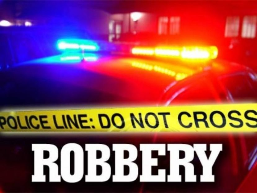 Attempted armed robbery of Dairy Queen in Alma Monday evening