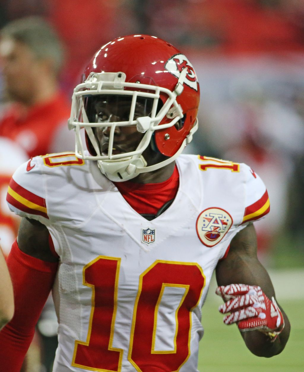 What did Tyreek Hill do Thursday night How bout almost single