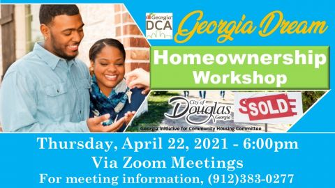 City to offer home ownership workshop on April 22