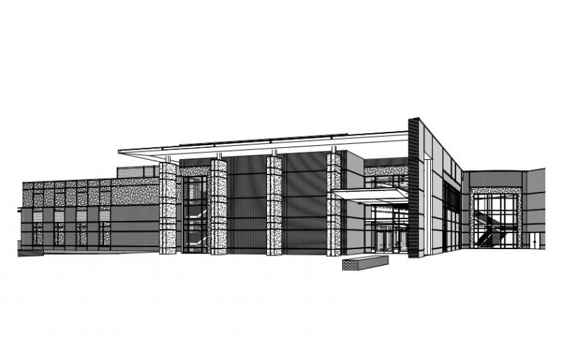 Kitchen Construction Begins Soon : Community