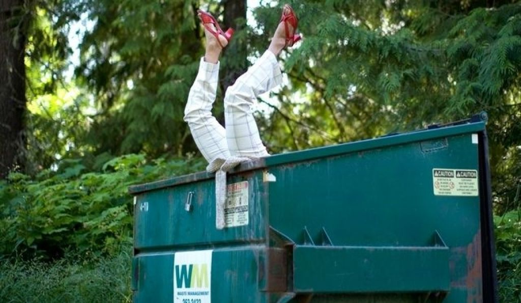 thesis of dumpster diving Thesis- on dumpster diving - free download as word doc (doc / docx), pdf file (pdf), text file (txt) or read online for free.