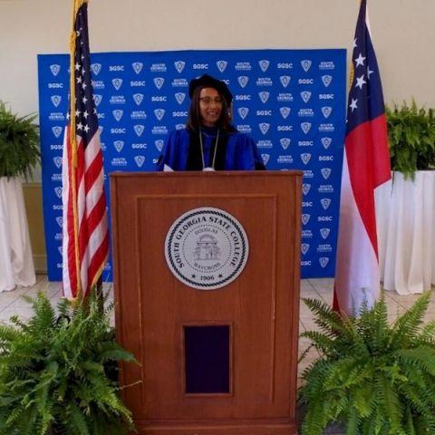 SGSC holds virtual spring graduation