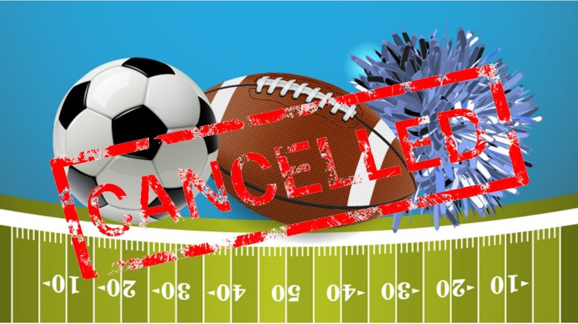 Recreation department cancels fall sports