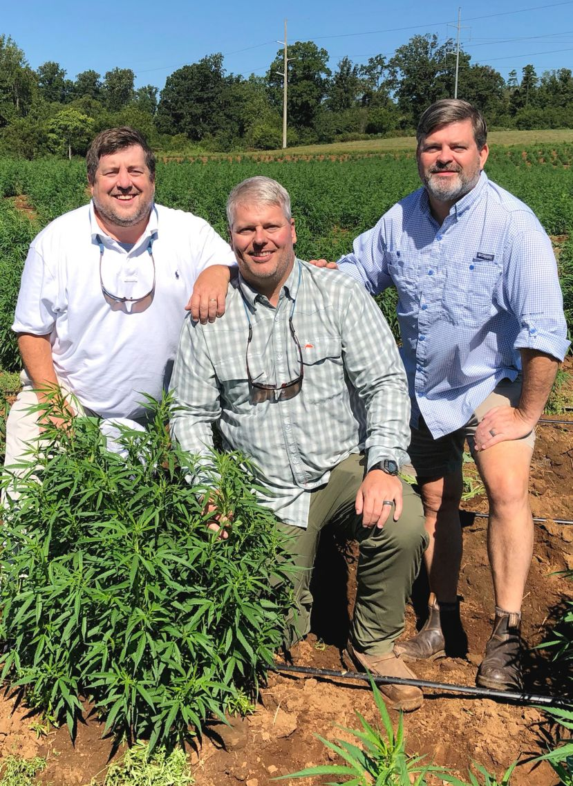 State partnership aids launch of major hemp operation in Ocilla