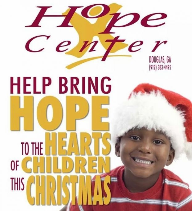 Hope Center seeking sponsors for children this Christmas