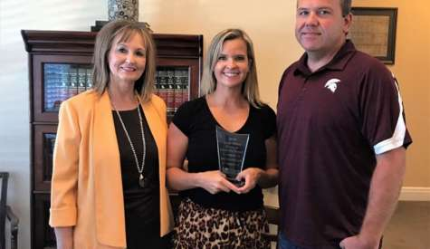Local attorney, philanthropist receives Jackie Wilson Women in Leadership Award