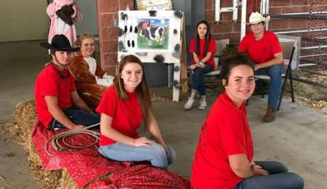Ag literacy day christens the Billy Walker Agriculture Facility