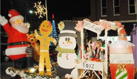 Mayor, commission say no to annual Christmas parade