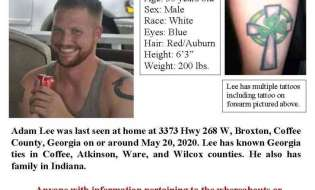 GBI, other agencies looking for missing Broxton man