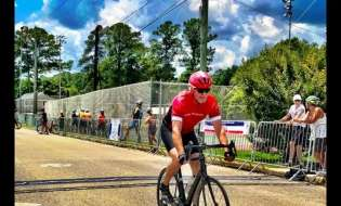 Local cyclist competes in Senior Games