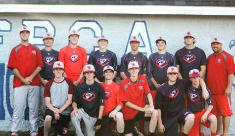 CCA baseball wins region championship