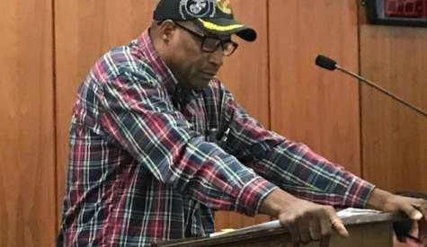 Roscoe Allen pleads guilty, released from jail
