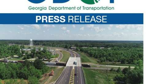 Perimeter road project basically completed, all lanes to open May 21
