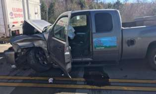 High speed chase ends in Pearson, multiple vehicles damaged