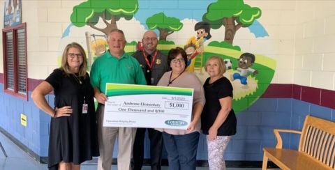 COUNTRY Financial donates to Ambrose Elementary