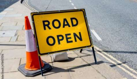 Highway 32 reopens, traffic moved to new bridge